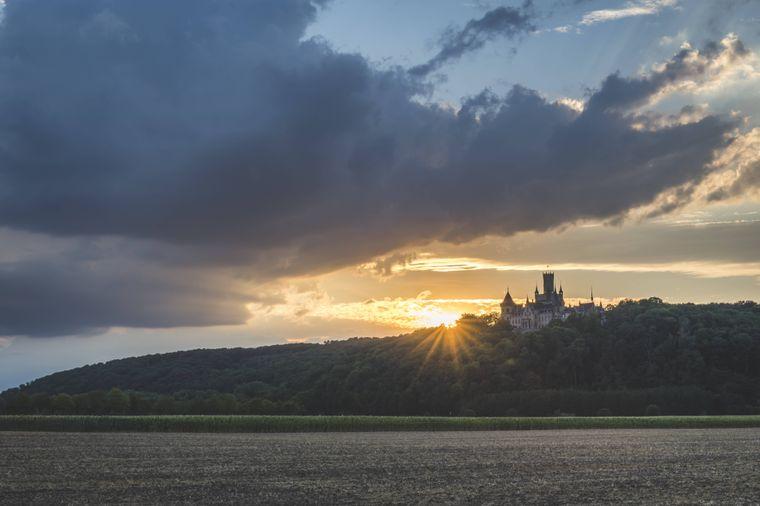 Gehört auf deine To-See-Liste in Niedersachsen: die Marienburg.