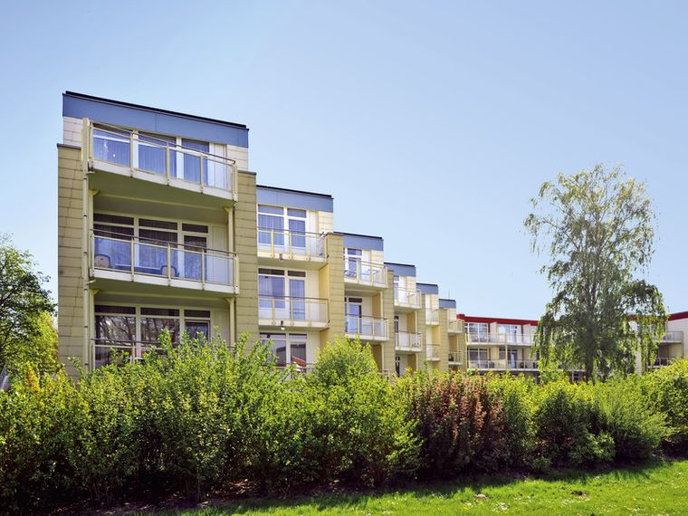Appartment-Anlage
