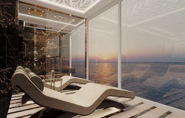 Eine Übernachtung in der Regent Suite kostet 11.000 Dollar.