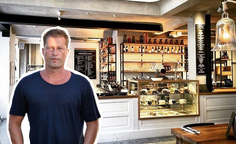 """Das Soul-Food-Restaurant """"Barefood Deli"""" von Til Schweiger befindet sich in Hamburg."""