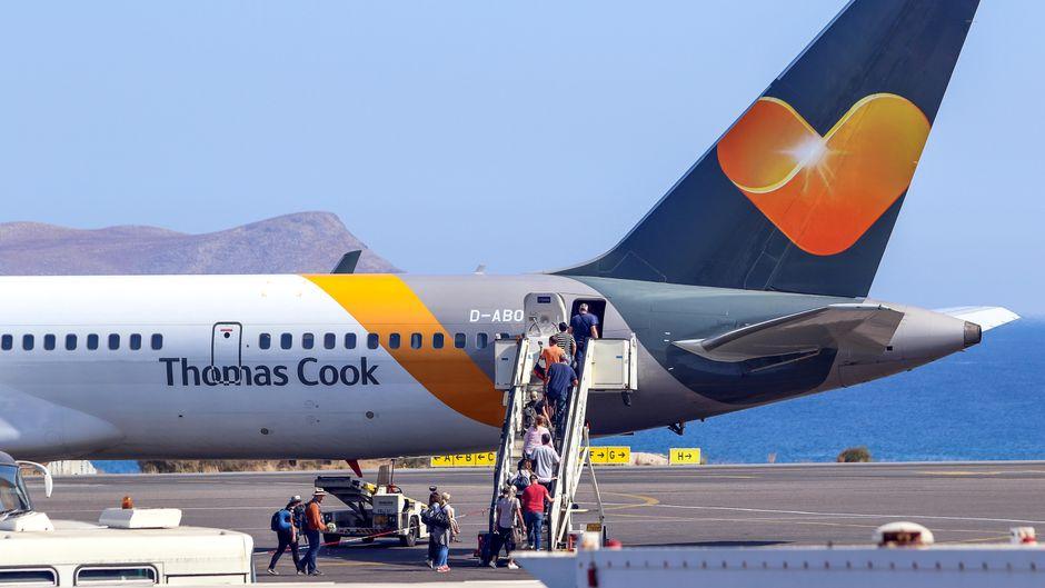 Die Insolvenz von Thomas Cook betrifft Hunderttausende Urlauber – der reisereporter liefert Antworten auf die wichtigsten Fragen.