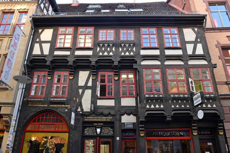 Haus des Abel Bornemann.