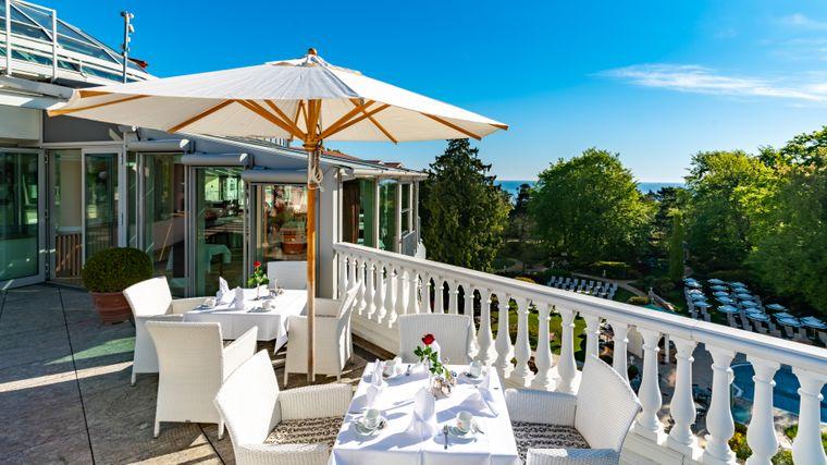 Travel Charme Hotel in Heringsdorf