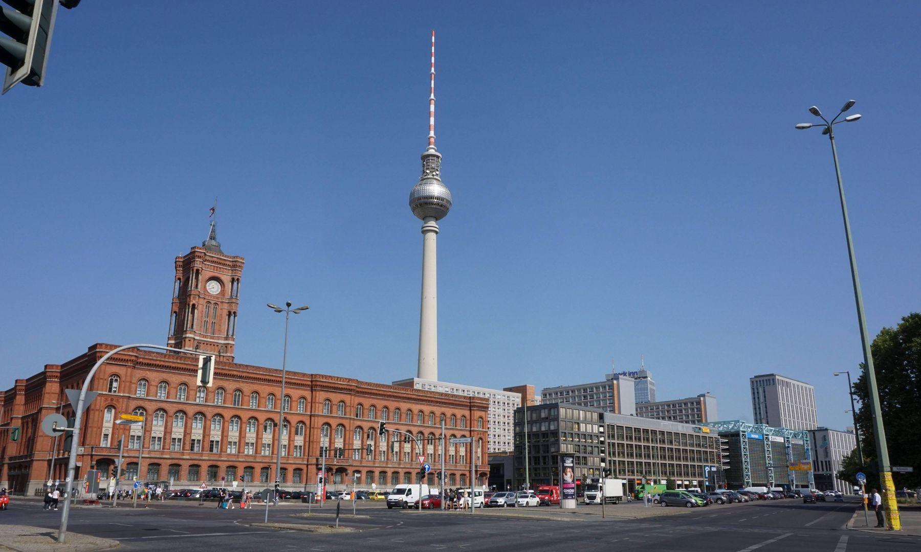 Babylon Berlin Drehorte