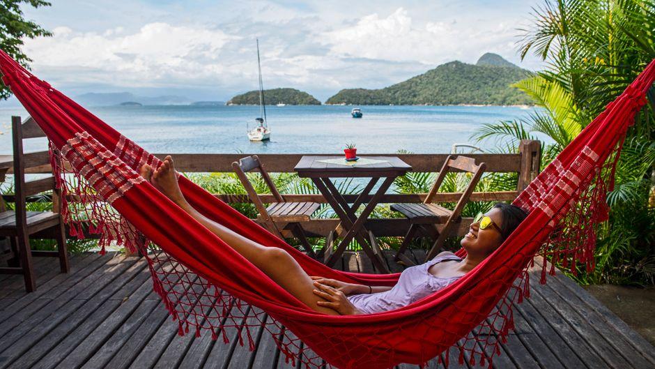Weltweit kannst du viele Inseln mieten – beispielsweise eine Privatinsel ganz in der Nähe von Rio de Janeiro.