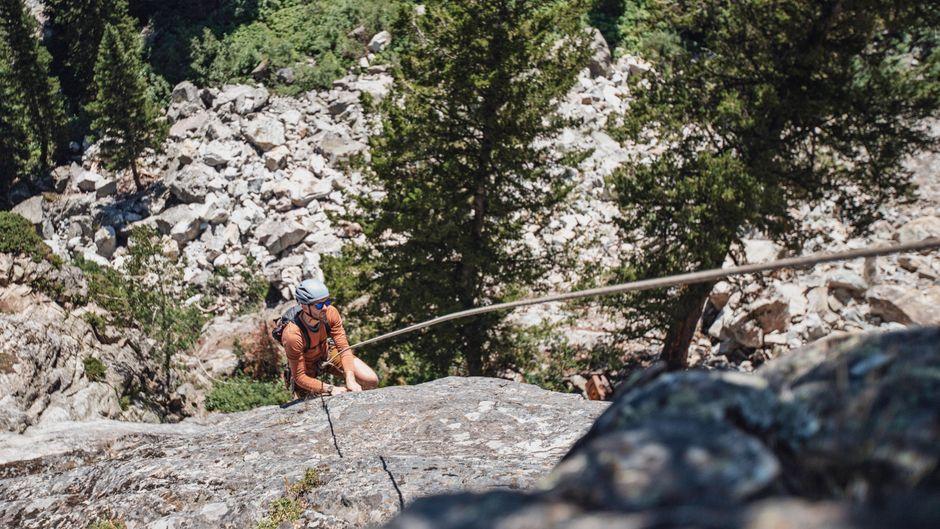 Der Grand-Teton-Nationalpark ist hervorragend zum Klettern und Wandern geeignet. Wir stellen dir weitere beliebte Nationalparks vor.