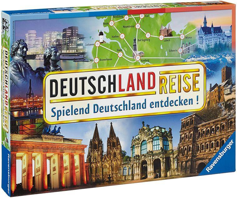 Strategie ist wichtig auf dieser Deutschlandreise: Wie können die Ziele am schnellsten erreicht werden?