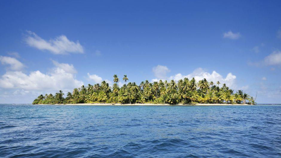 Oh Island in the Sun: Ein Pazifikeiland zum wegträumen!