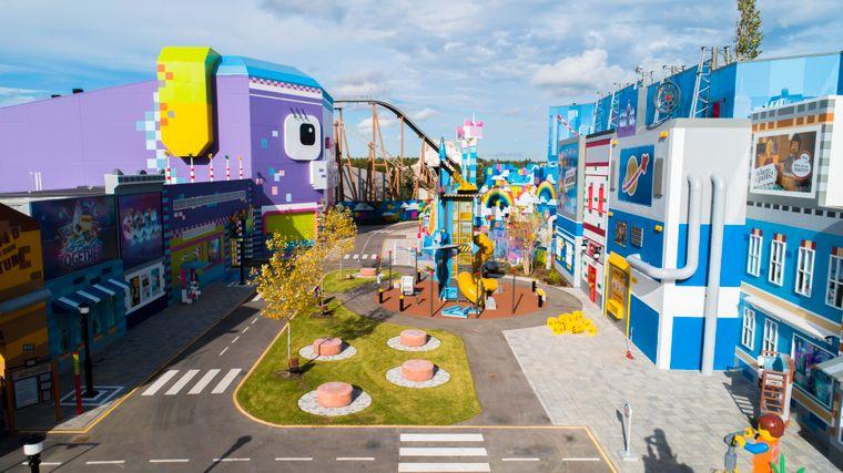 Das Legoland Billund wartet mit einer neuen Attraktion auf.