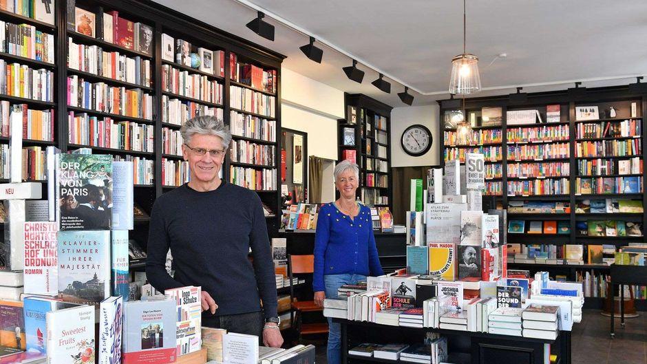 Buchhandlung Calvör in Göttingen
