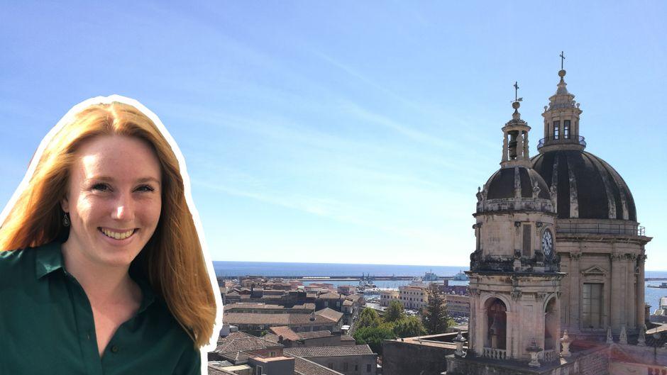 """Catania ist der """"reisereporter Top Place 2019"""" von reisereporterin Maike."""