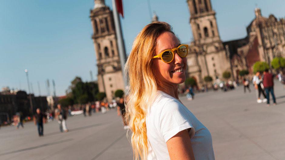 Mexiko-Stadt hat viele schöne Ecken – nicht nur die Plaza de la Constitución.