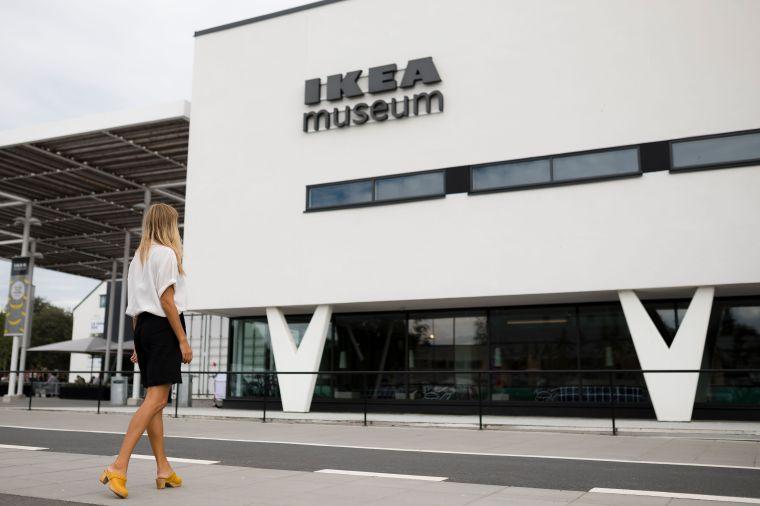 In der ersten Ikea-Filiale in Älmhult befindet sich heute das Museum zur Kultmarke.