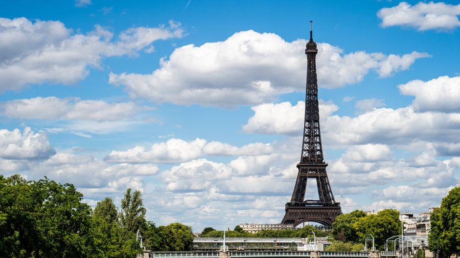 Die meisten Beschwerden gibt es über den Eiffelturm.