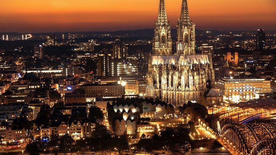 Köln-Städtereise.