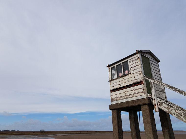 Englands nördlichste Grafschaft Northumberland hat eine der schönsten Küstenlinien - mit weiten Stränden.