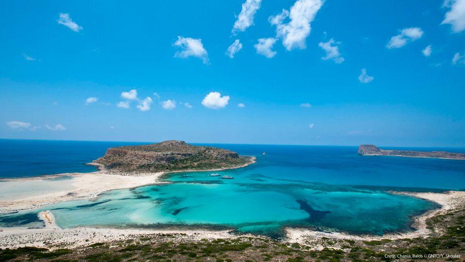 Chania auf Kreta ist besonders schön.