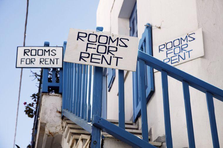 Rooms for Rent – egal ob Hotelzimmer, Apartment oder Campingplatz, Korfu bietet für jeden Reisestyle etwas.