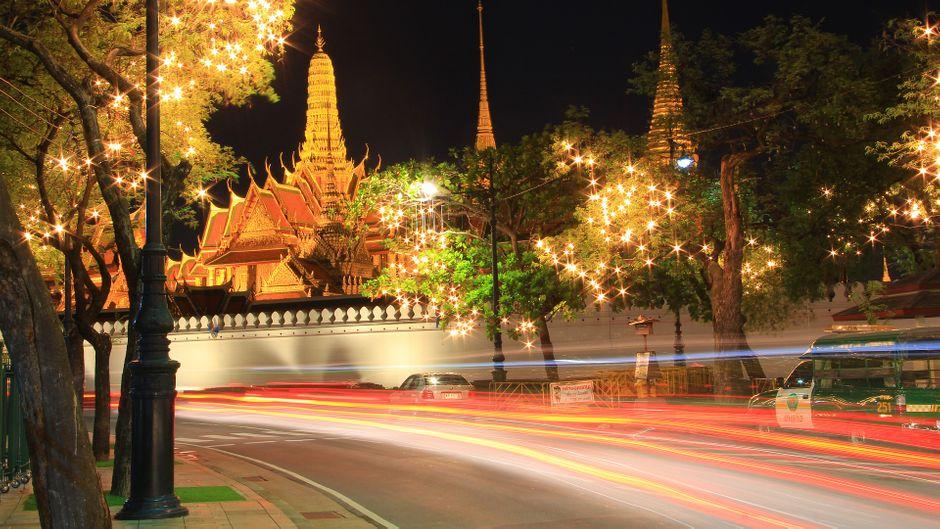 Frieren? Fehlanzeige! Thailands Winter sind meist mild.
