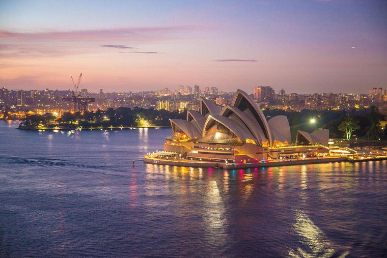 Platz 10: Sydney, Australien (durchschnittlich 173 Dollar, etwa 148 Euro, pro Nacht).