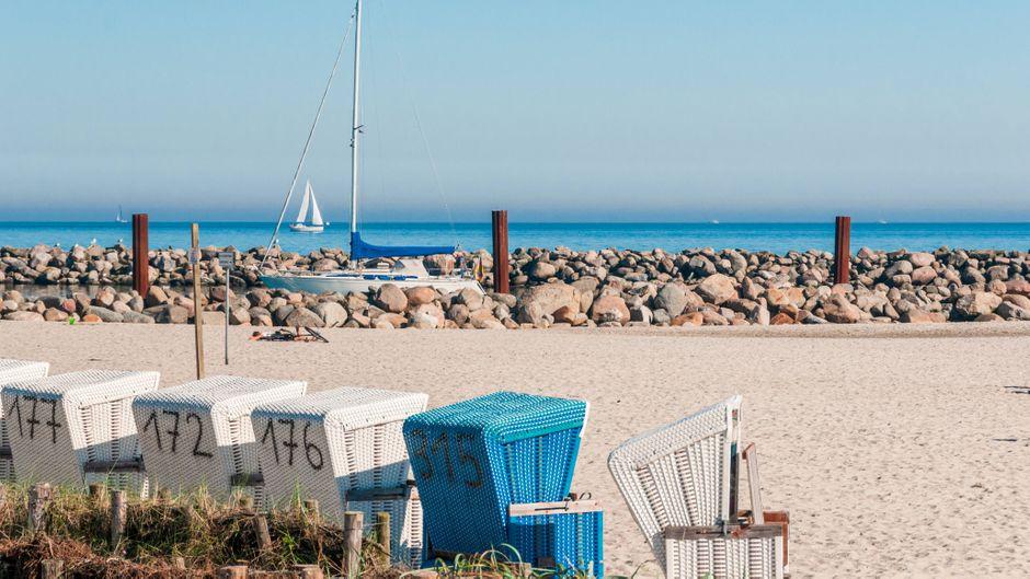 Strand auf Sylt.