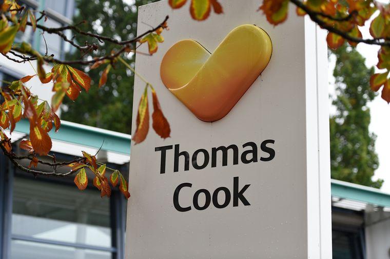 Deutschland-Zentrale des Reiseveranstalters Thomas Cook.