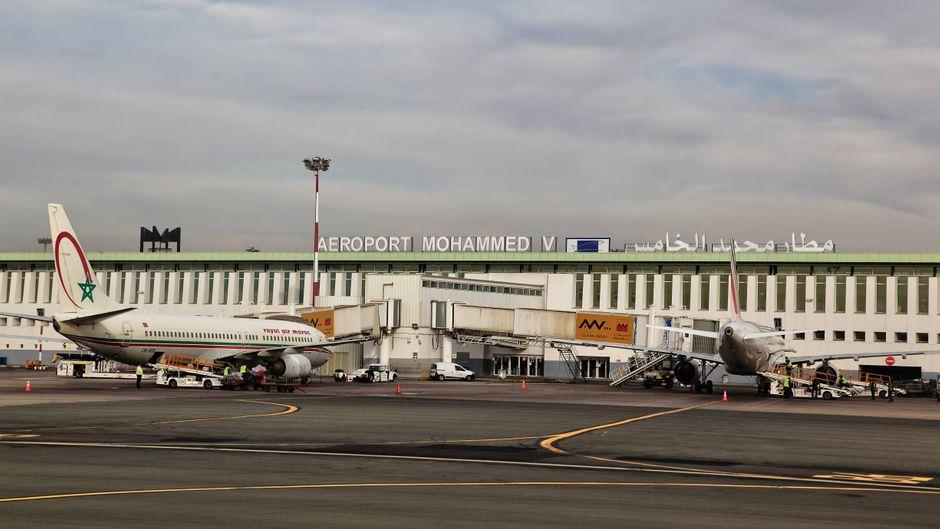 Den Flughafen von Casablanca mögen Reisende gar nicht und wählten ihn zum schlechtesten Airport der Welt. (Symbolfoto)