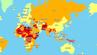 Politische Gewalt, Terrorismus und soziale Unruhen beeinflussen die Reisesicherheit.