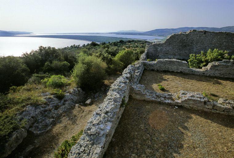Die Lagune von Orbetello gehört zu den Hotspots in der Toskana für Badeurlauber.