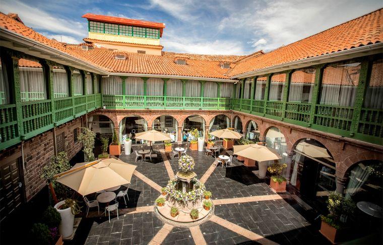 Das Aranwa Cusco Boutique Hotel in Peru landet auf Platz drei der besten Hotels 2020.
