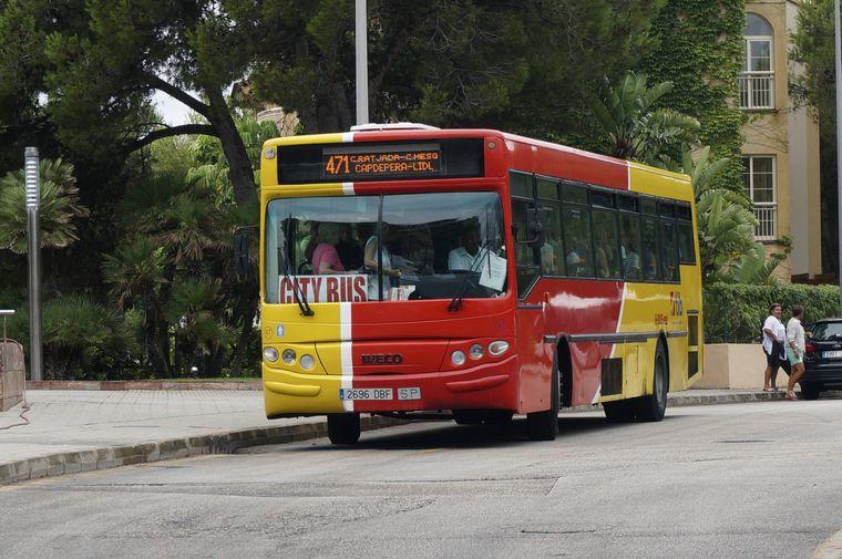 Ab 2019 soll es auf Mallorca 66 Prozent mehr Busse geben als aktuell.