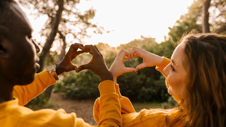 Der 14. Februar ist Valentinstag – der Tag der Verliebten.