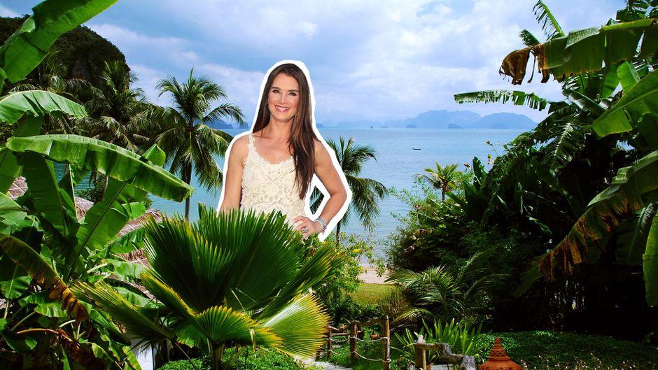 Brooke Shields entdeckt in ihrem neuen TV-Format Thailand.