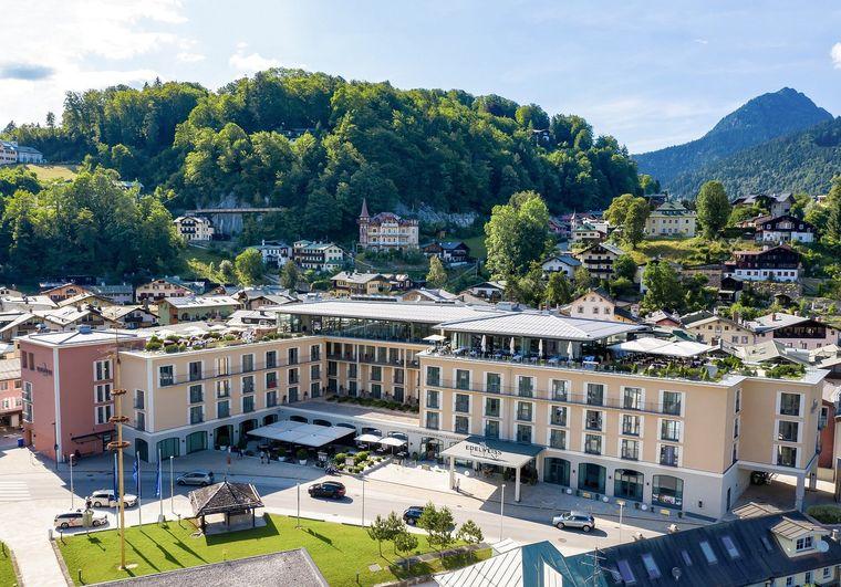 """Das Hotel """"Edelweiss Berchtesgaden"""" landet auf dem dritten Platz in diesem Ranking."""