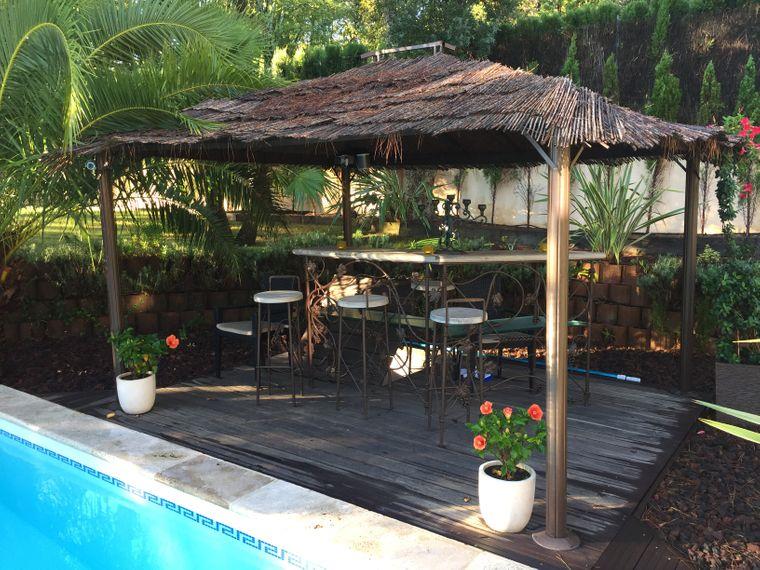 Pool Bar im Hotel Roberto Geissini