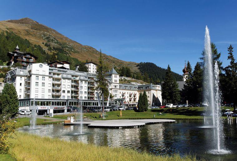 Precise Hotel Seehof Davos