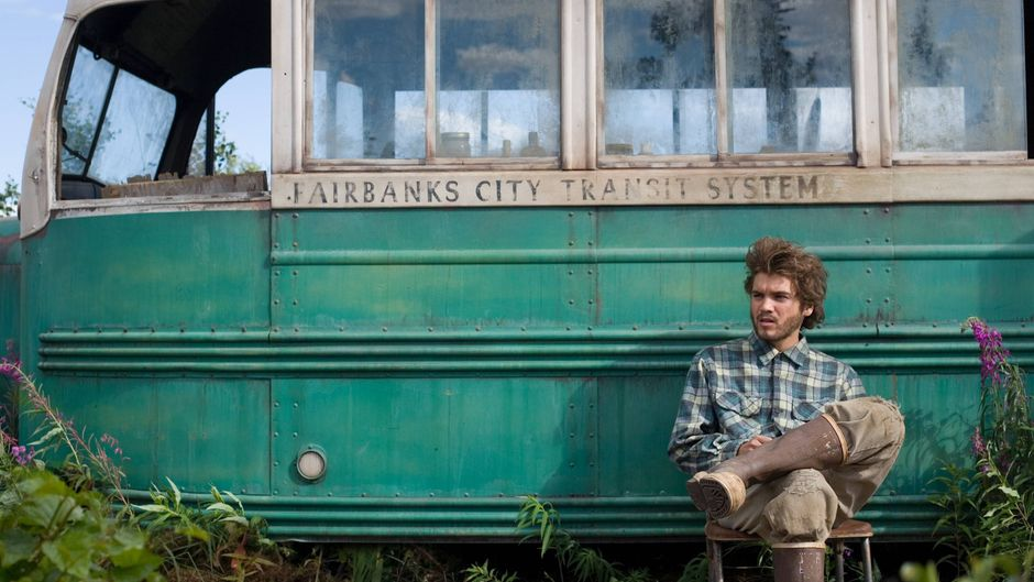 """Szene aus dem Film """"Into the Wild"""", der in Alaska spielt."""