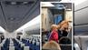 Auf einem Flug von San Francisco nach Dallas kam es zum Eklat.