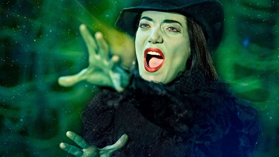 Wicked - Das Musical.