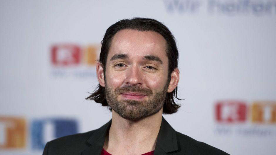 Entertainer Daniel Küblböck bei einer TV-Veranstaltung im vergangenen Jahr.