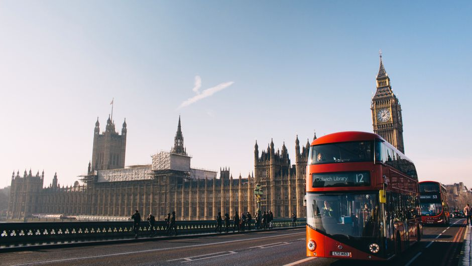 Ab nach London, ein virtueller Kurzurlaub ist immer möglich.