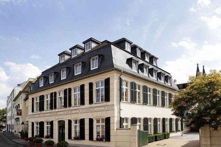 Das zentrale Hotel Harmonie liegt in der Altstadt-Nord.