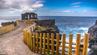 Weg zum Hotel Punta Grande in El Hierro auf den Kanarischen Inseln.