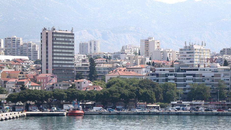 Die Britin verbrachte ihren Urlaub in der kroatischen Stadt Split. Doch die Reise wurde für sie zum Horror-Trip. (Symbolfoto)