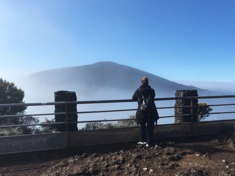 Der höchste Berg auf La Réunion legte den Grundstein für die Insel.