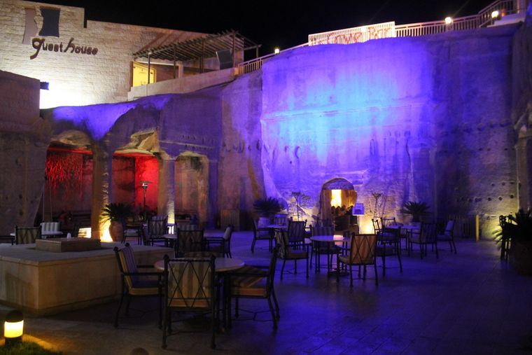 Petra Guesthouse und Cave Bar.
