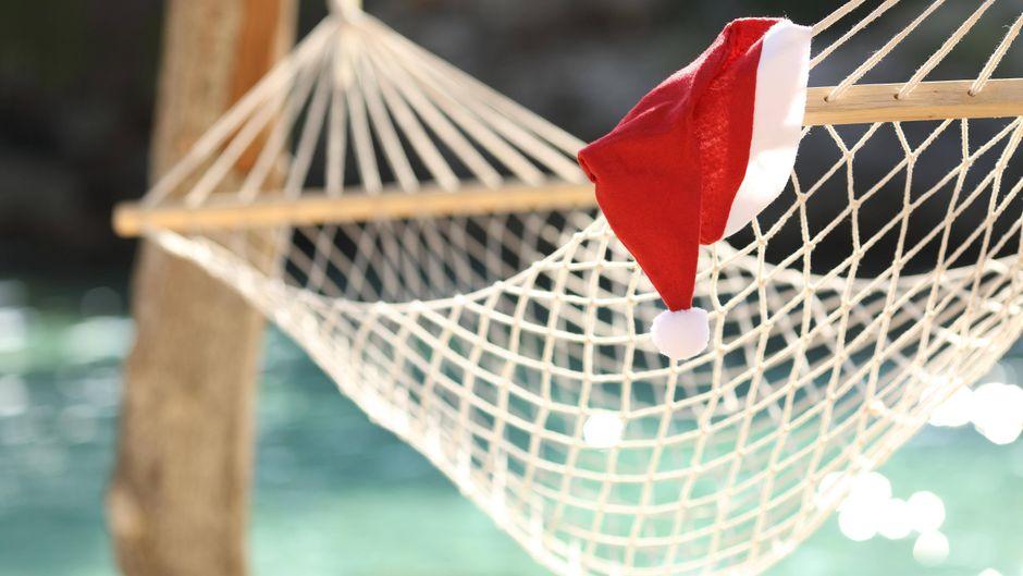Weihnachten in der Karibik.