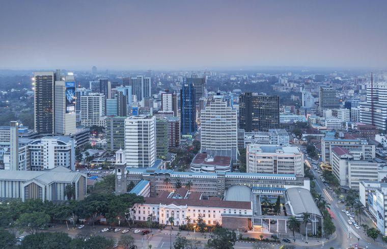 Nairobi ist meist nur der Ausgangspunkt für Safari-Reisen in Kenia. Warum eigentlich?