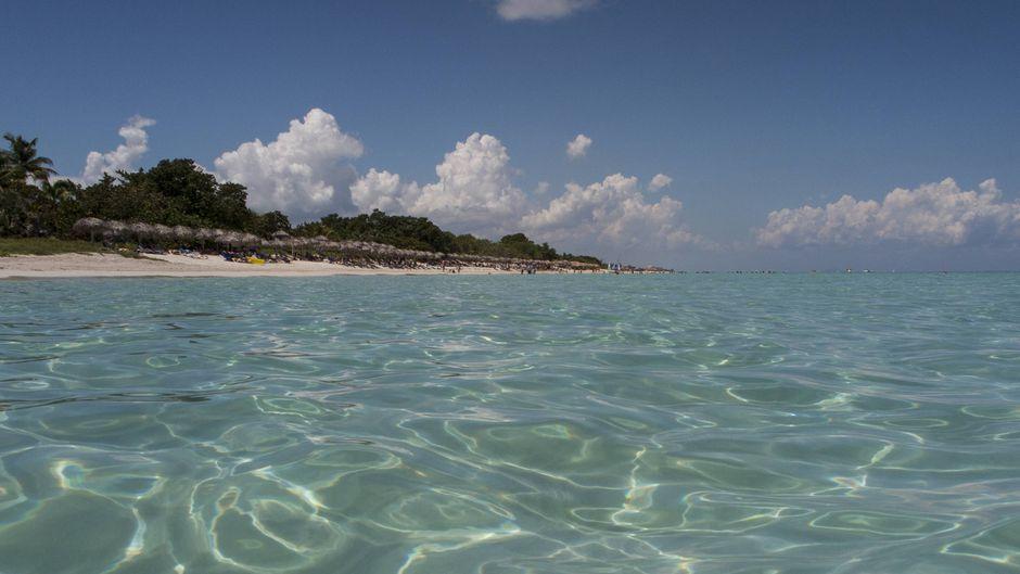14 der beliebtesten Strände auf Instagram liegen in der Karibik. Einer von ihnen ist der Varadero Beach auf Kuba.