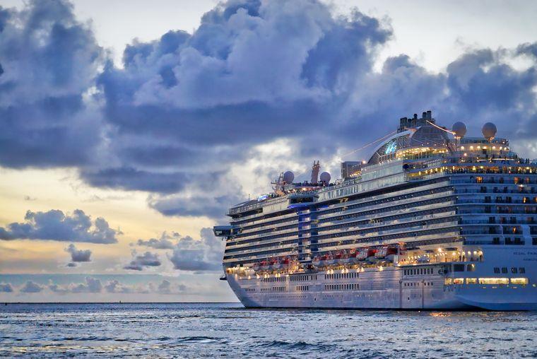 So ein großes Kreuzfahrtschiff ist nicht für jeden Passagier etwas...